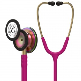 ESTETOSCOPIO LITTMANN CLASSIC III ADULTO RASPBERRY RAINBOW EDITION 5806