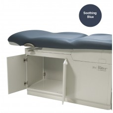 MESA DE EXPLORACION RITTER MANUAL CON PUERTAS SOOTHING BLUE