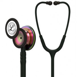 ESTETOSCOPIO LITTMANN CLASSIC III ADULTO BLACK RAINBOW EDITION