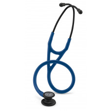 ESTETOSCOPIO LITTMANN CARDIOLOGY IV NAVY BLUE BLACK EDITION 27 PULG