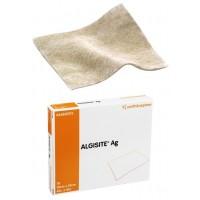 ALGISITE AG 10 X 10 CM ALGINATO DE CALCIO EXUDADO ALTO CON PLATA