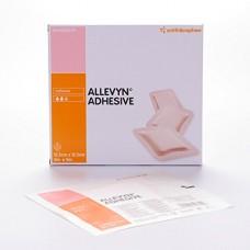 ALLEVYN ADHESIVO 12.5 X 12.5 CM HIDROCELULAR ADHESIVO EXUDADO MODERADO A ALTO