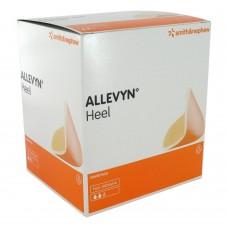 ALLEVYN HEEL 10.5 X 13.5 CM TALON Y CODO HIDROCELULAR SIN ADHESIVO EXUDADO MODERADO A ALTO