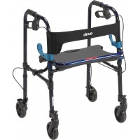 ANDADERA ROLLATOR CLEVER LITE