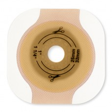 Barrera de colostomía plana ceraplus hollister 11202