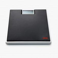 BASCULA DIGITAL DE PISO CLARA NEGRO 150 KG DIV100G MOD 803