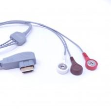 CABLE HDMI 3 PUNTAS BROCHE