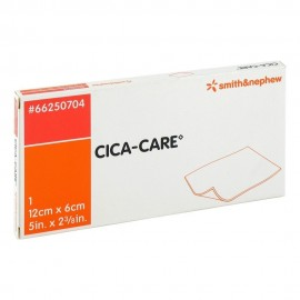 CICA-CARE DE 12 X 6 CM PLACA DE GEL DE SILICON