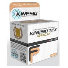 CINTA P/ CORRECCION MUSCULAR KINESIO GOLD 5.08 CM X 5 METROS BEIGE NANO-TOUCH