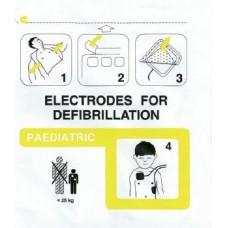 ELECTRODO PEDIATRICO PARA DESFIBRILACION DG5000, DG4000, FRED EASY
