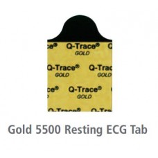 ELECTRODO Q-TRACE DESCH P/ECG DE ETIQUETA P/100