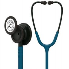 ESTETOSCOPIO LITTMANN CLASSIC III ADULTO CARIBBEAN BLUE BLACK EDITION
