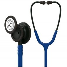 ESTETOSCOPIO LITTMANN CLASSIC III ADULTO NAVY BLUE BLACK EDITION