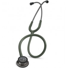 ESTETOSCOPIO LITTMANN CLASSIC III ADULTO OLIVE GREEN SMOKE EDITION