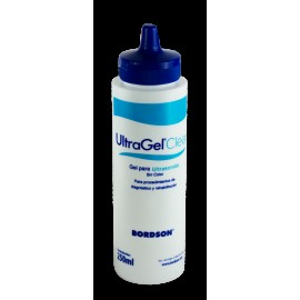 GEL ULTRAGEL CLEAR SIN COLOR 250 ML