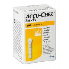 LANCETAS SOFTCLIX P/ACCU-CHECK P/100